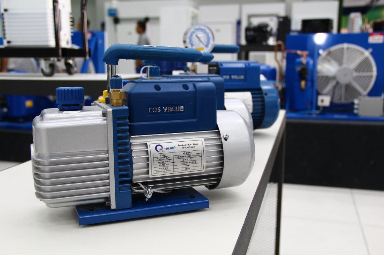 Circuito Frigorifico : Quanto tempo leva a evacuação ideal do circuito frigorífico
