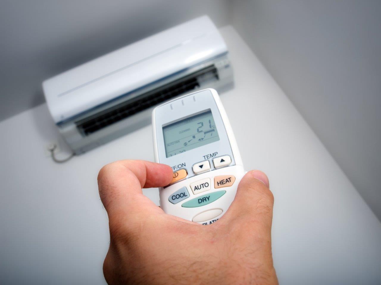 Condicionador de ar de parede