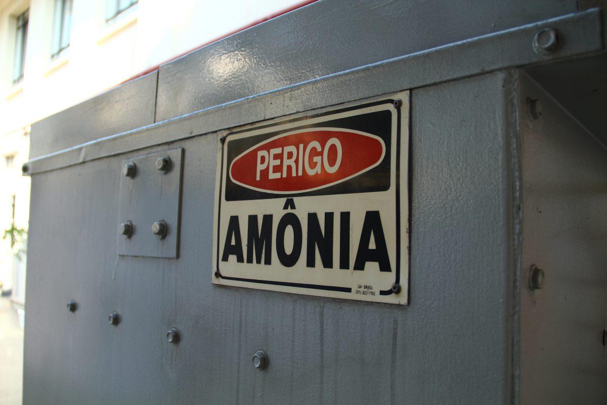 Fluido Refrigerante - Amônia
