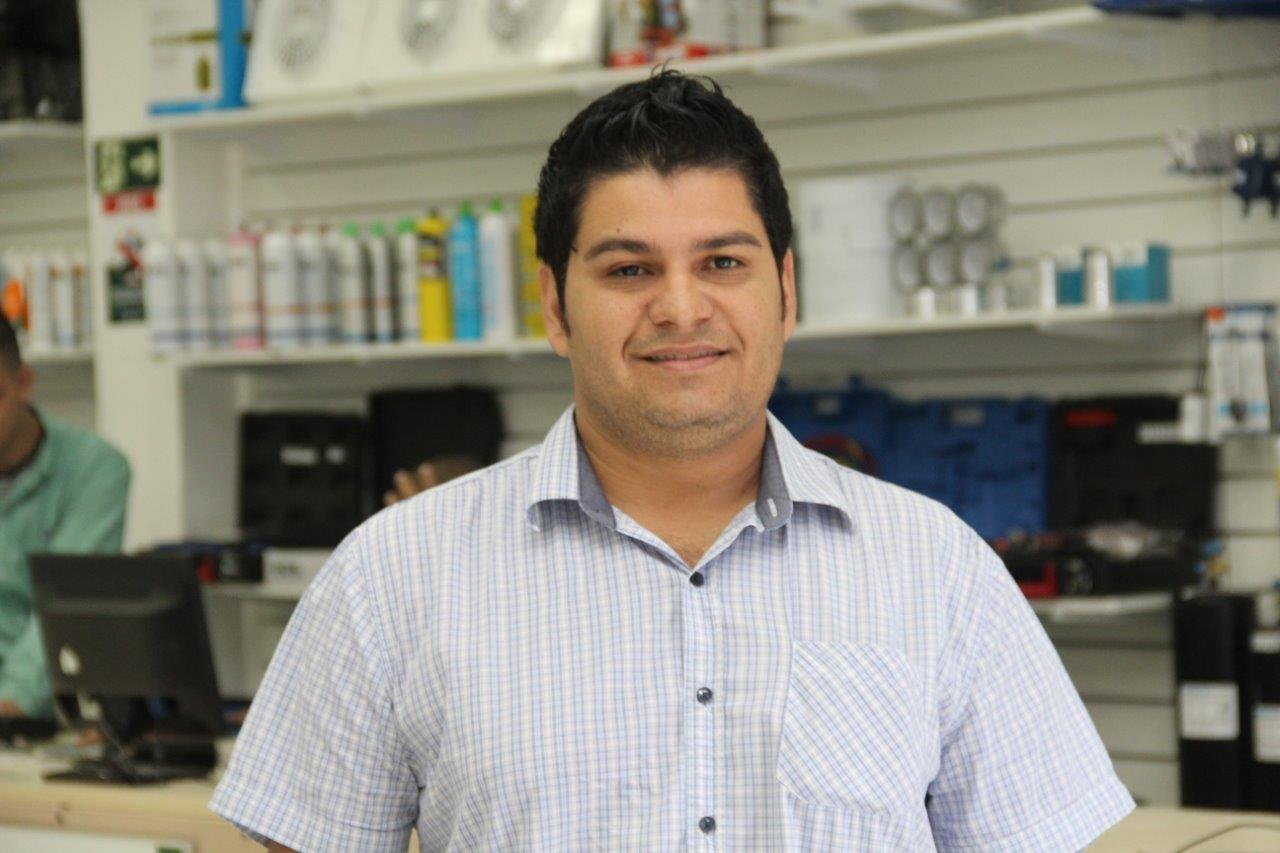 Refrigerista Wellington Aparecido Bezerra