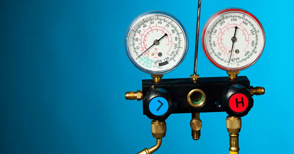Manifold - Fluido Refrigerante