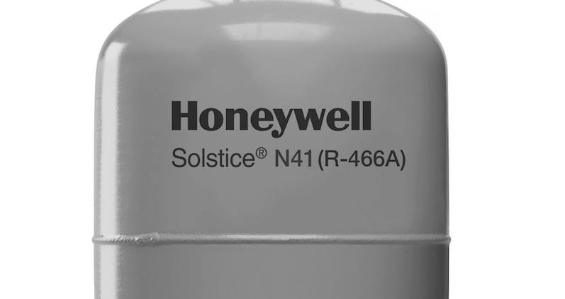 Cilindro do fluido refrigerante R-466A