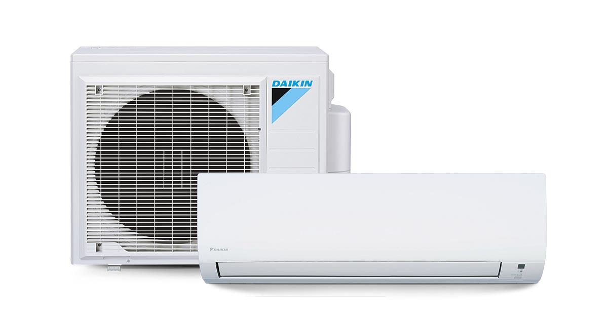 Condicionador de ar multi-split da Daikin