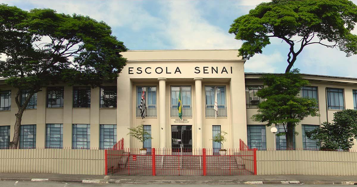 Escola Senai Oscar Rodrigues Alves | Foto: Divulgação